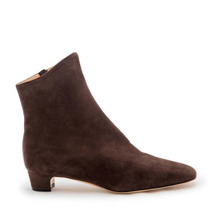 Zippo Boot Low - Brown Suede