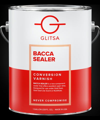 Glista Bacca Sealer with Hardner Kit