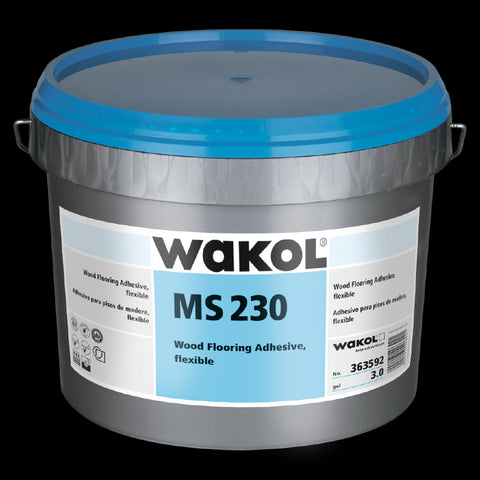 WAKOL MS 230 Wood Flooring Adhesive