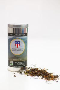 Golden Kahwa Loose Leaf Blend, 3 oz