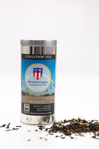 Mesopotamia Loose Leaf Blend, 3 oz