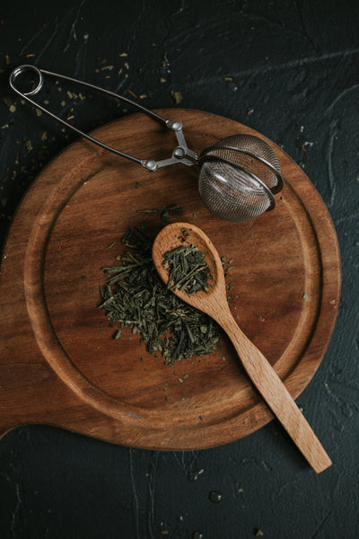 Organic Sencha Loose Leaf Green Tea
