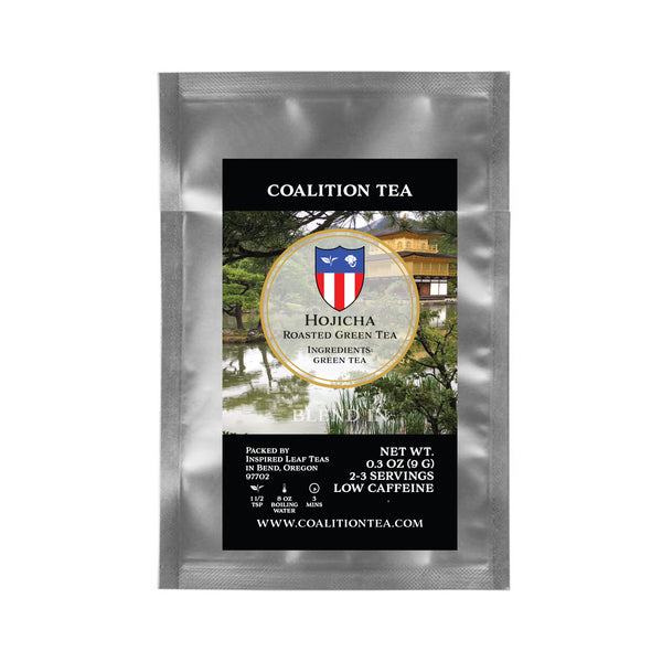 Hojicha Loose Leaf Roasted Green Tea