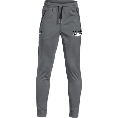 Under Armour Wrestling Youth Graphite #ISPLADLE Pennant Pant