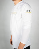 Under Armour Wrestling Men's White MK-1 Crew