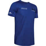 Under Armour Wrestling Men's Royal MK-1 Emboss Tee
