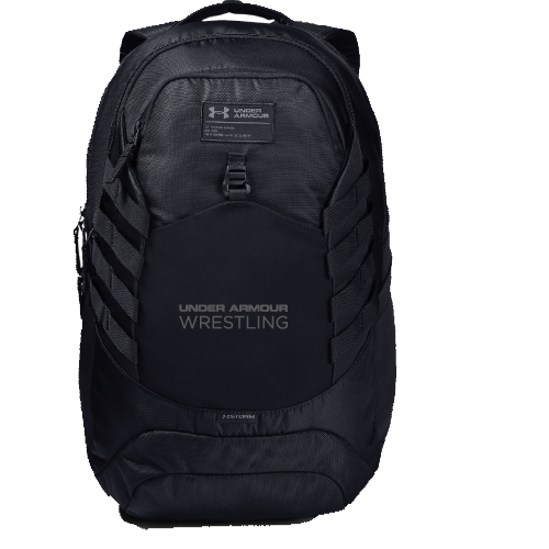 Under Armour Wrestling Black Training Division Backpack