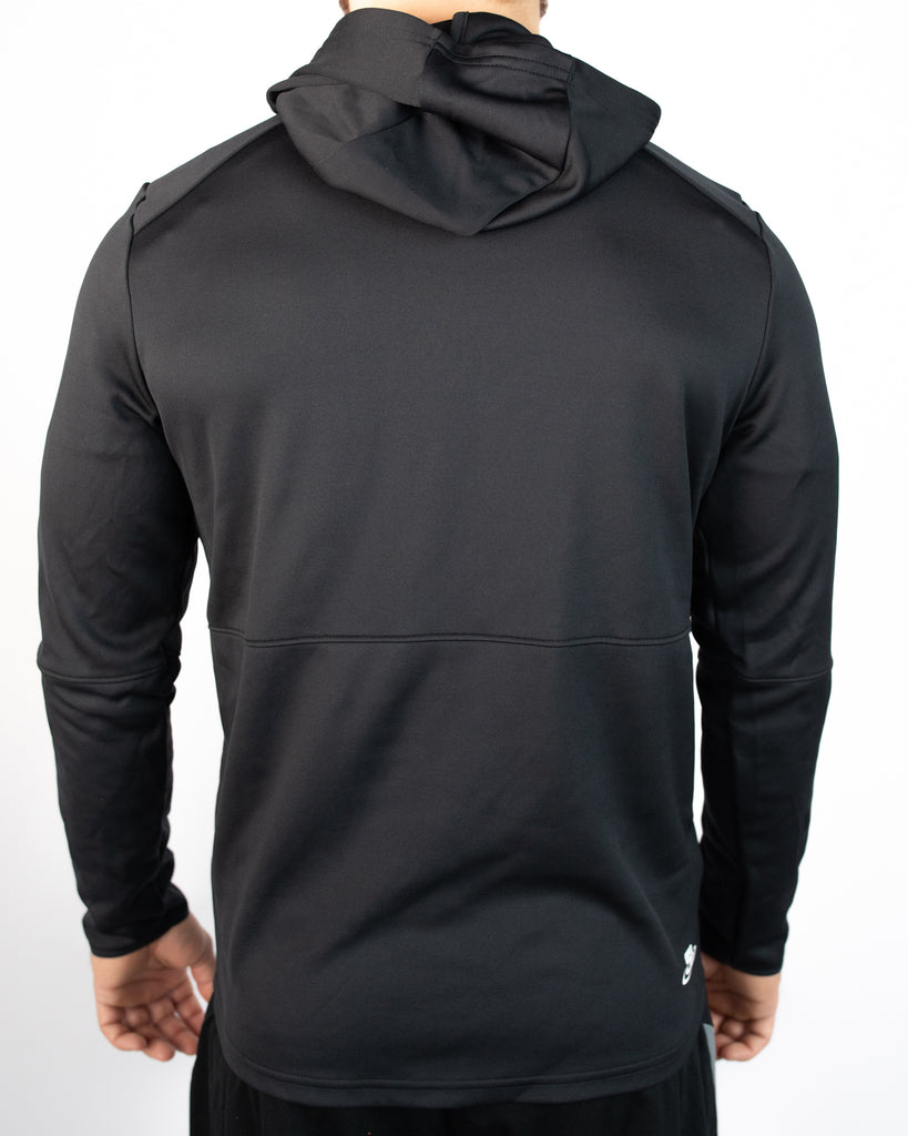 Under Armour Wrestling Men's Black MK-1 Warm-up Hoodie