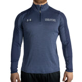 Under Armour Wrestling Men's Navy Locker 1/4 Zip