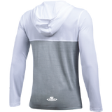 Under Armour Youth White David Taylor 1/4 Zip Hoody