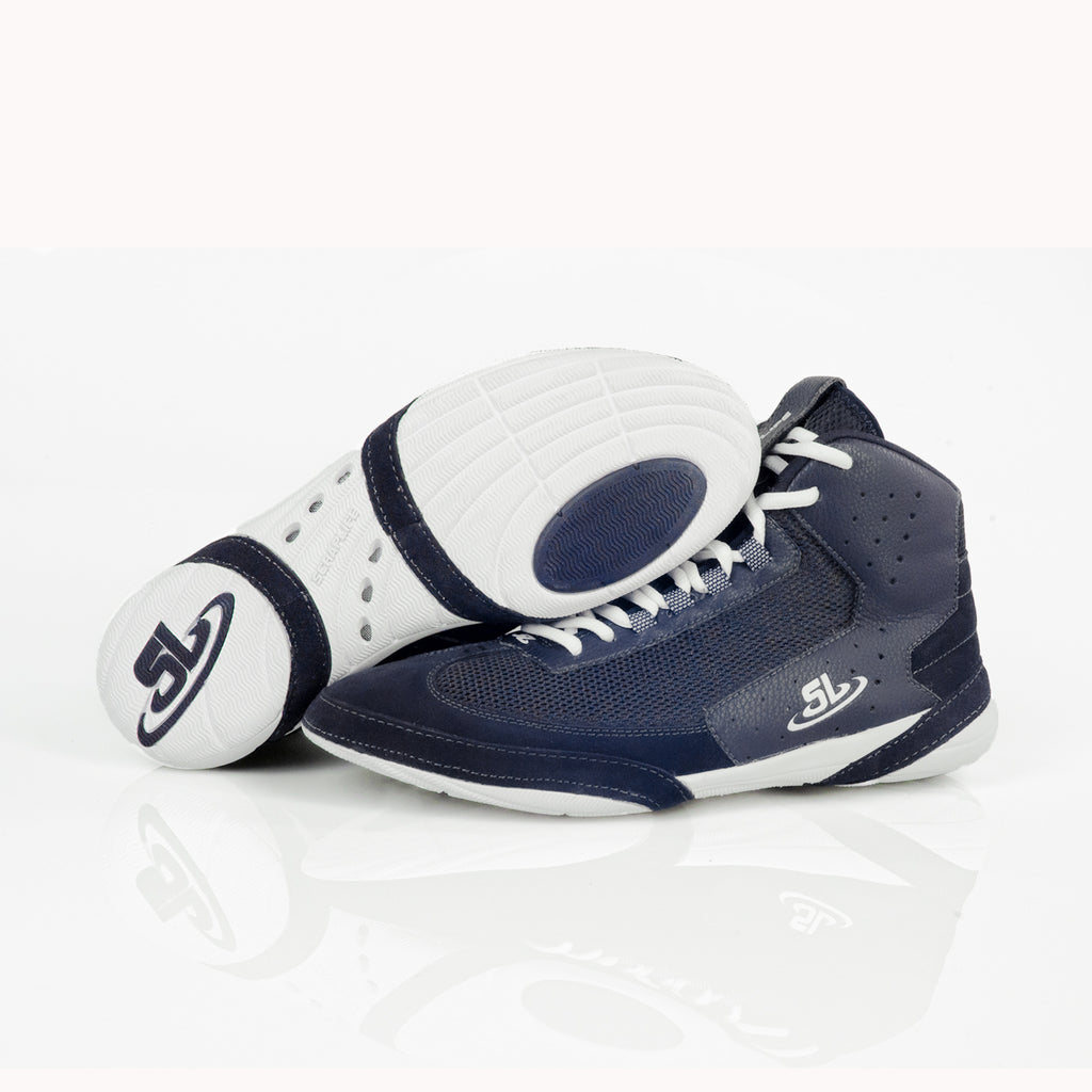 Ascend One - Navy/White