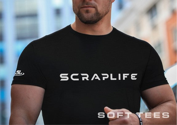 ScrapLife Soft Tees Collection