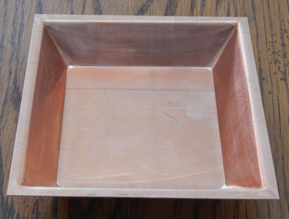 Copper Ghee Dish