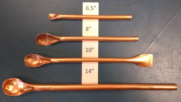 Copper Spoons
