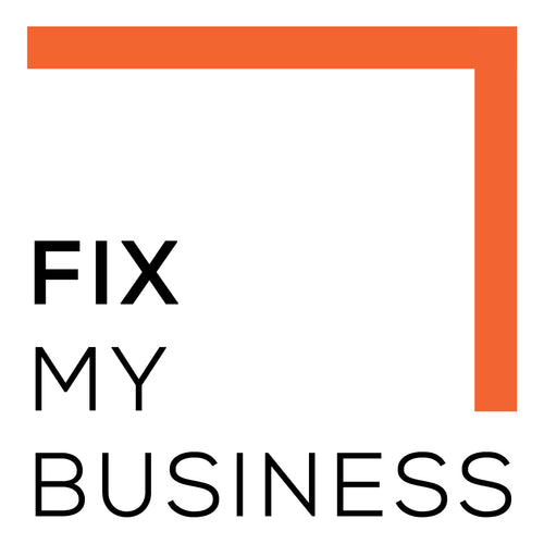 FIX MY BUSINESS // WORKSHOP //
