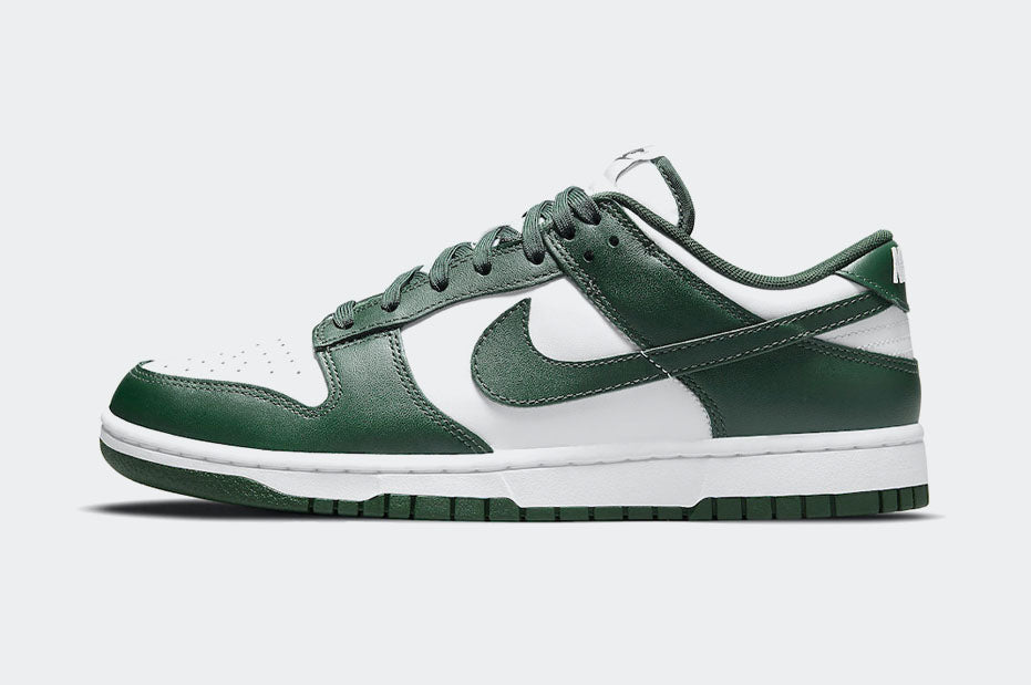 Nike Dunk Low 'Varsity Green' | Release Mechanics