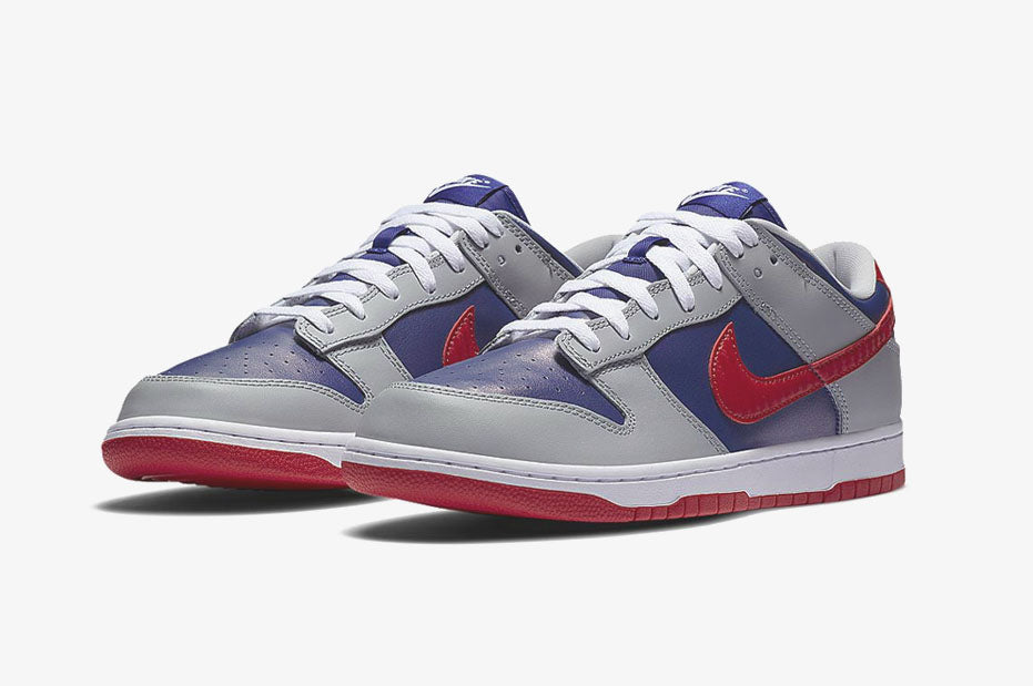 Nike Dunk Low 'Samba' | Release Mechanics