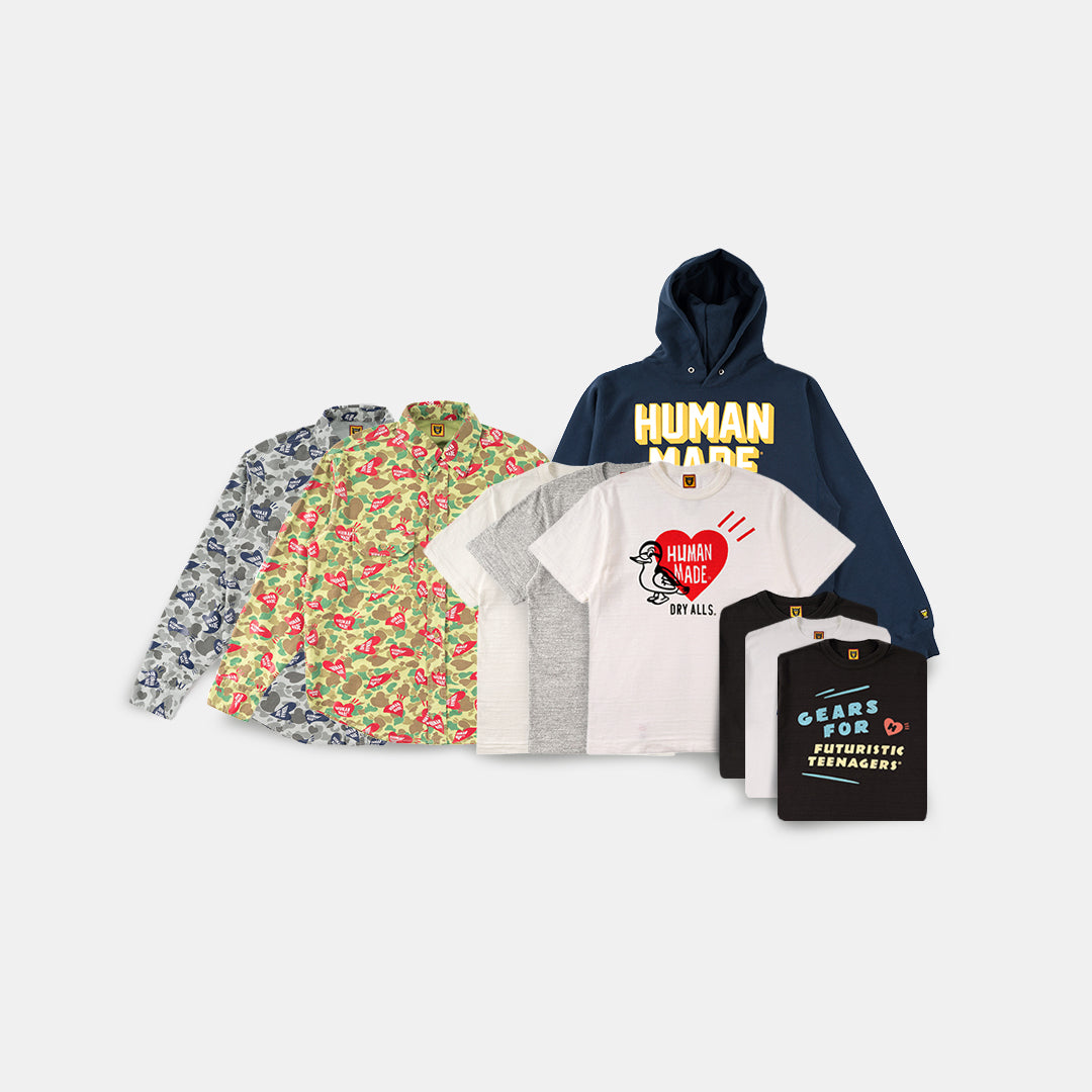 HUMAN MADE FW19 Collection