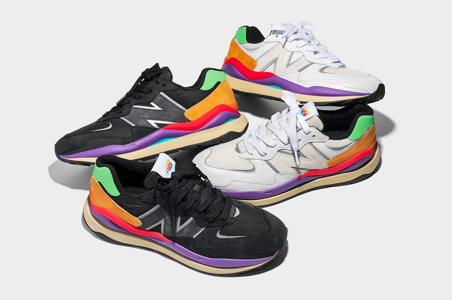 Introducing the New Balance 57/40
