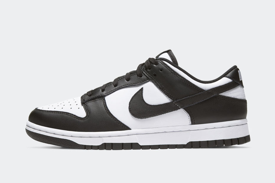 Nike Dunk Low 'Black White' | Release Mechanics