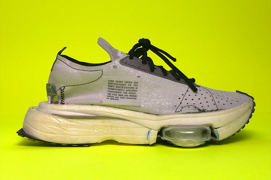 A prototype of the Air Zoom-Type. Photo: Nike