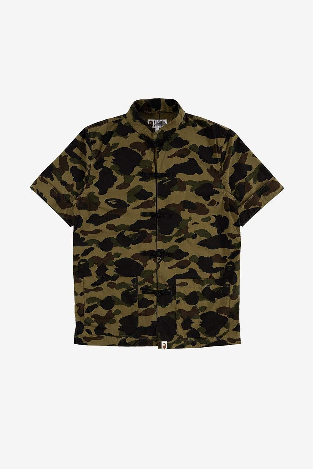 A Bathing Ape Apparel 1st Camo China Short Sleeve Shirt