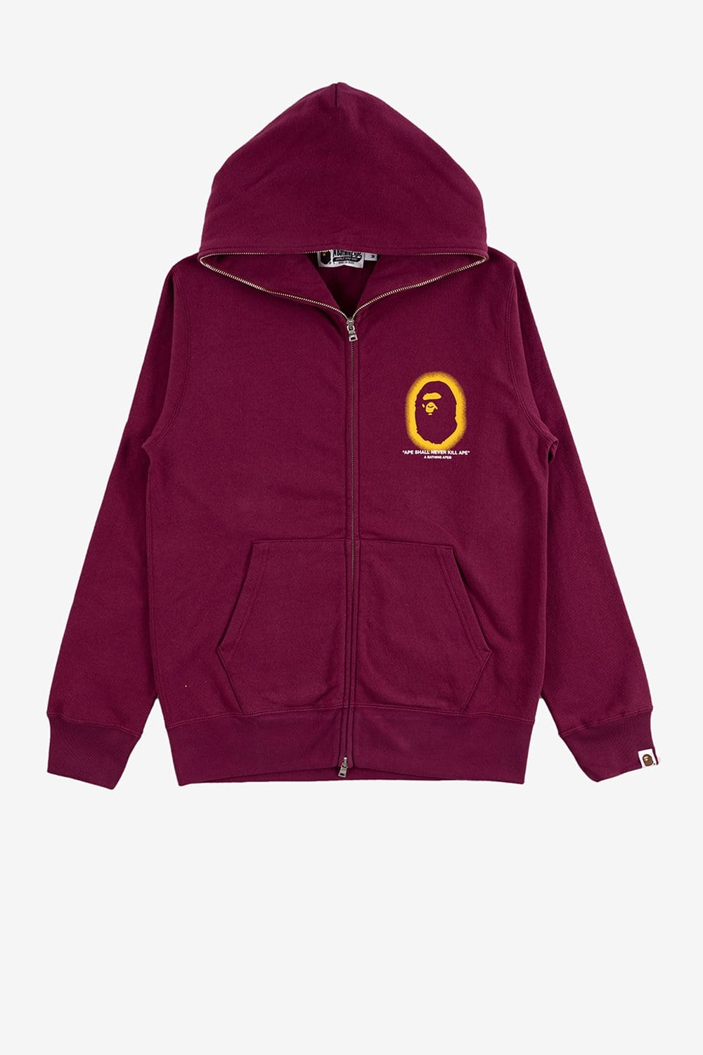 A Bathing Ape Apparel A Bathing Ape Full Zip Hoodie