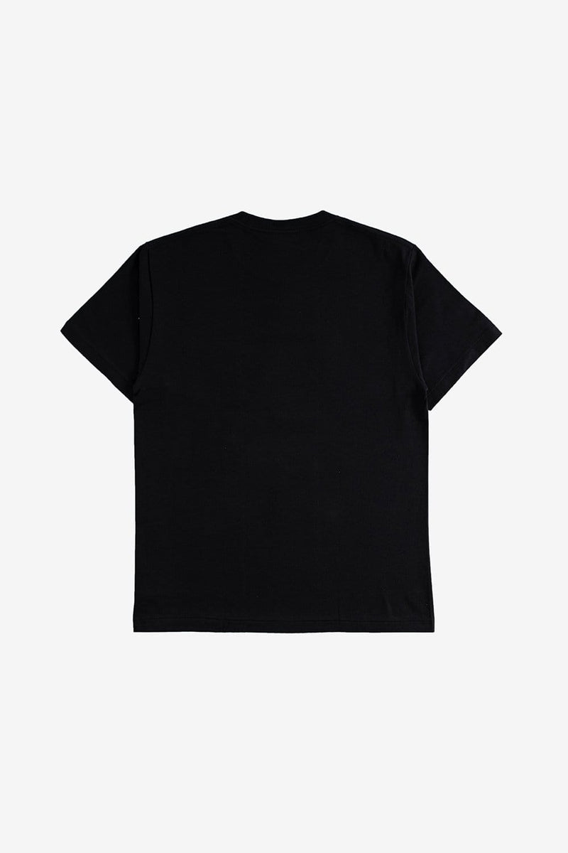 A Bathing Ape Apparel A Bathing Ape Patch Pocket Tee Black