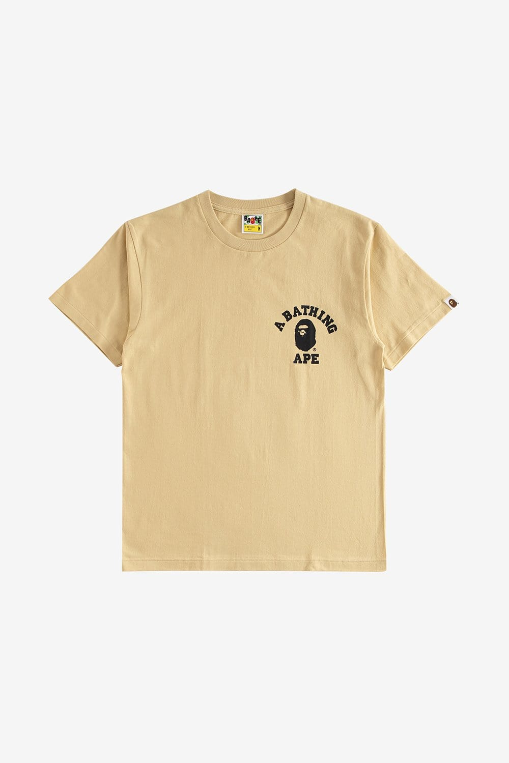 A Bathing Ape Apparel Bicolor College ATS Tee