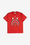 A Bathing Ape Apparel Shark Tee