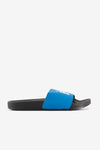 A Bathing Ape Footwear Bapesta Slide Sandals Blue