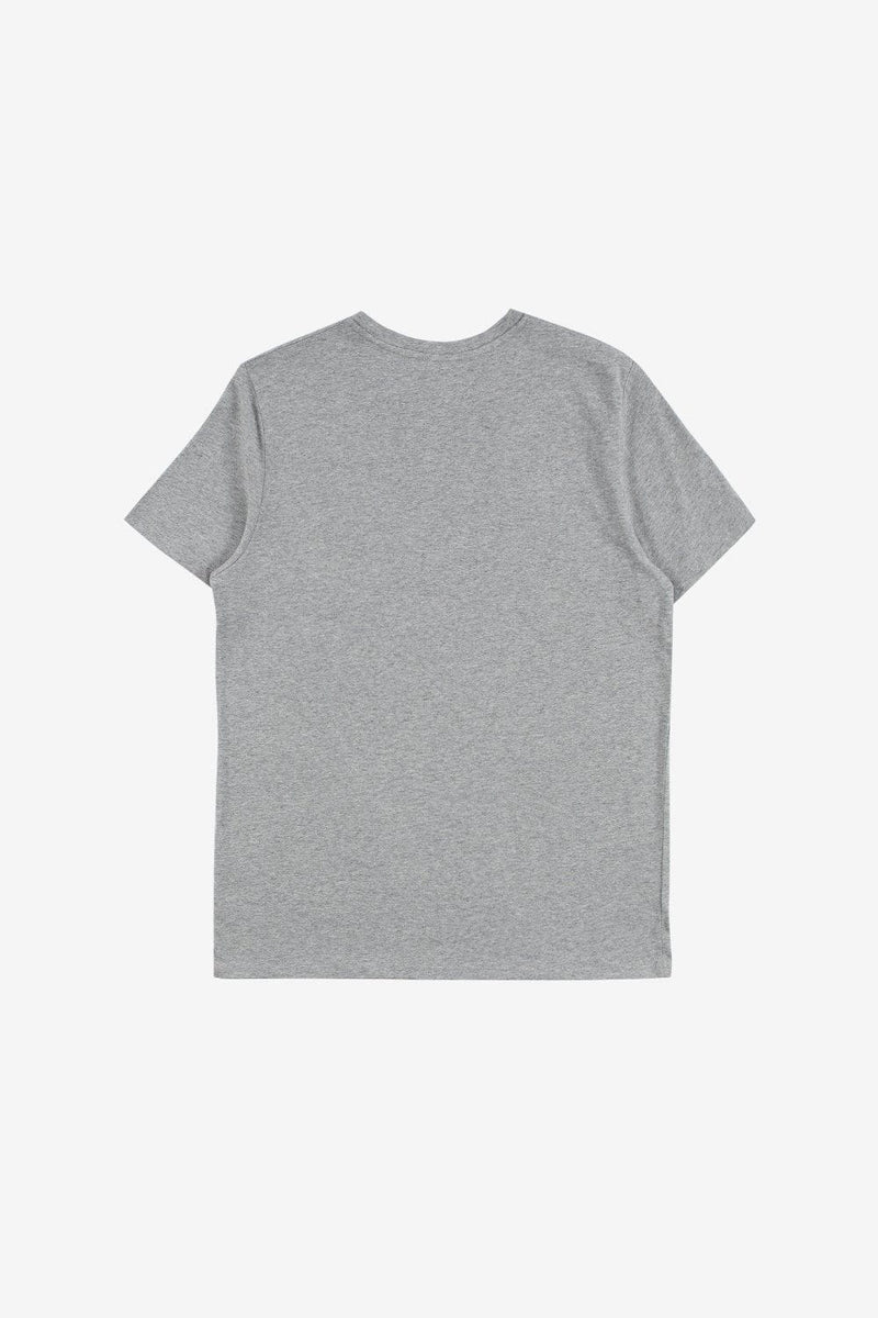 A.P.C. Apparel Item Logo T-shirt Gris