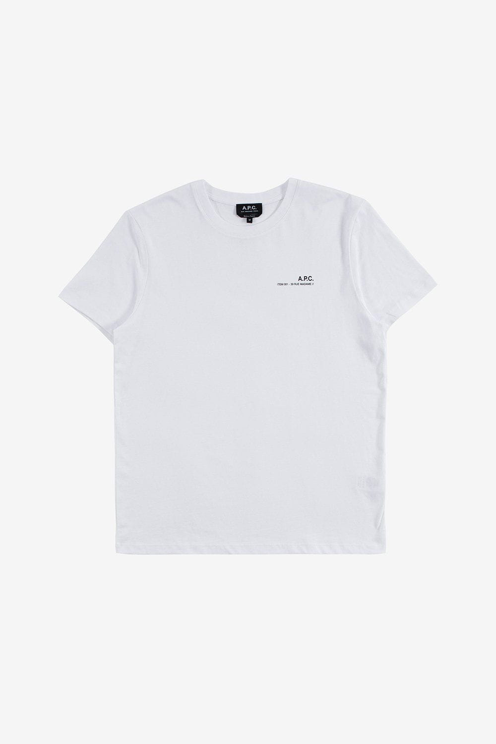 A.P.C. Apparel Item T-shirt Blanc