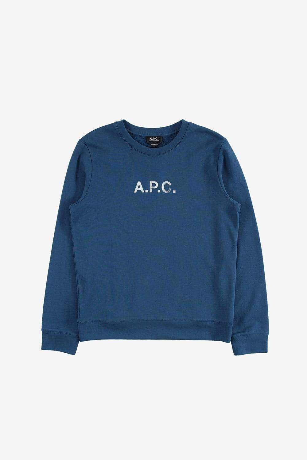 A.P.C. Apparel Stamp Sweatshirt
