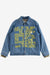 A.P.C. Apparel x Brain Dead Imhotep Denim Jacket