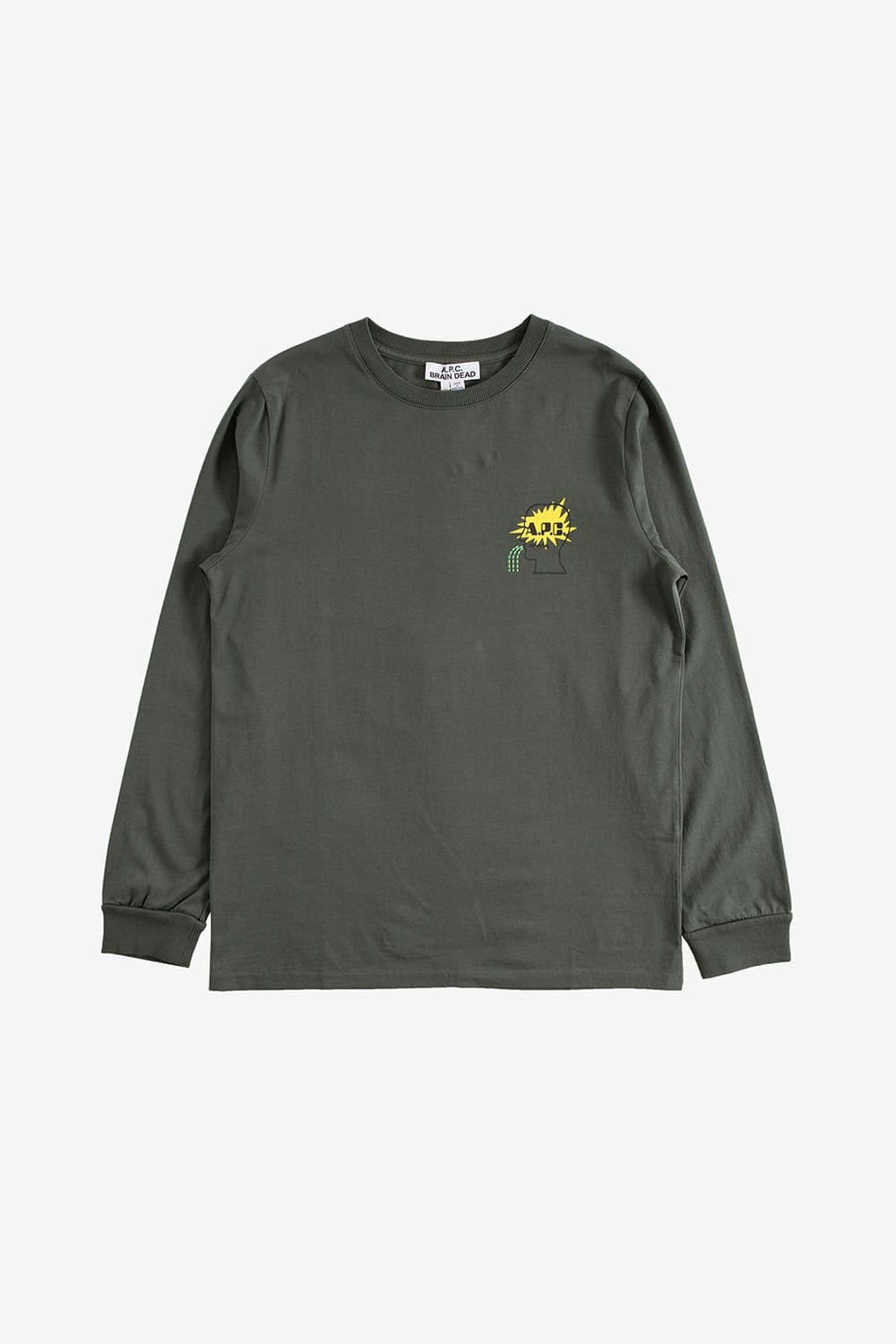 A.P.C. Apparel x Brain Dead Molly Long Sleeve T-Shirt