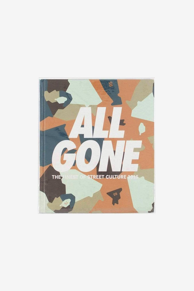 All Gone OS All Gone 2015