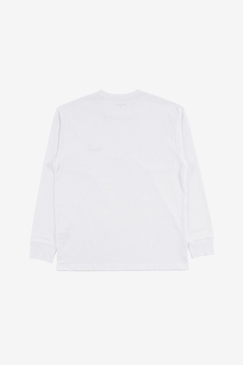 Carhartt WIP Apparel American Script Long Sleeve T-shirt