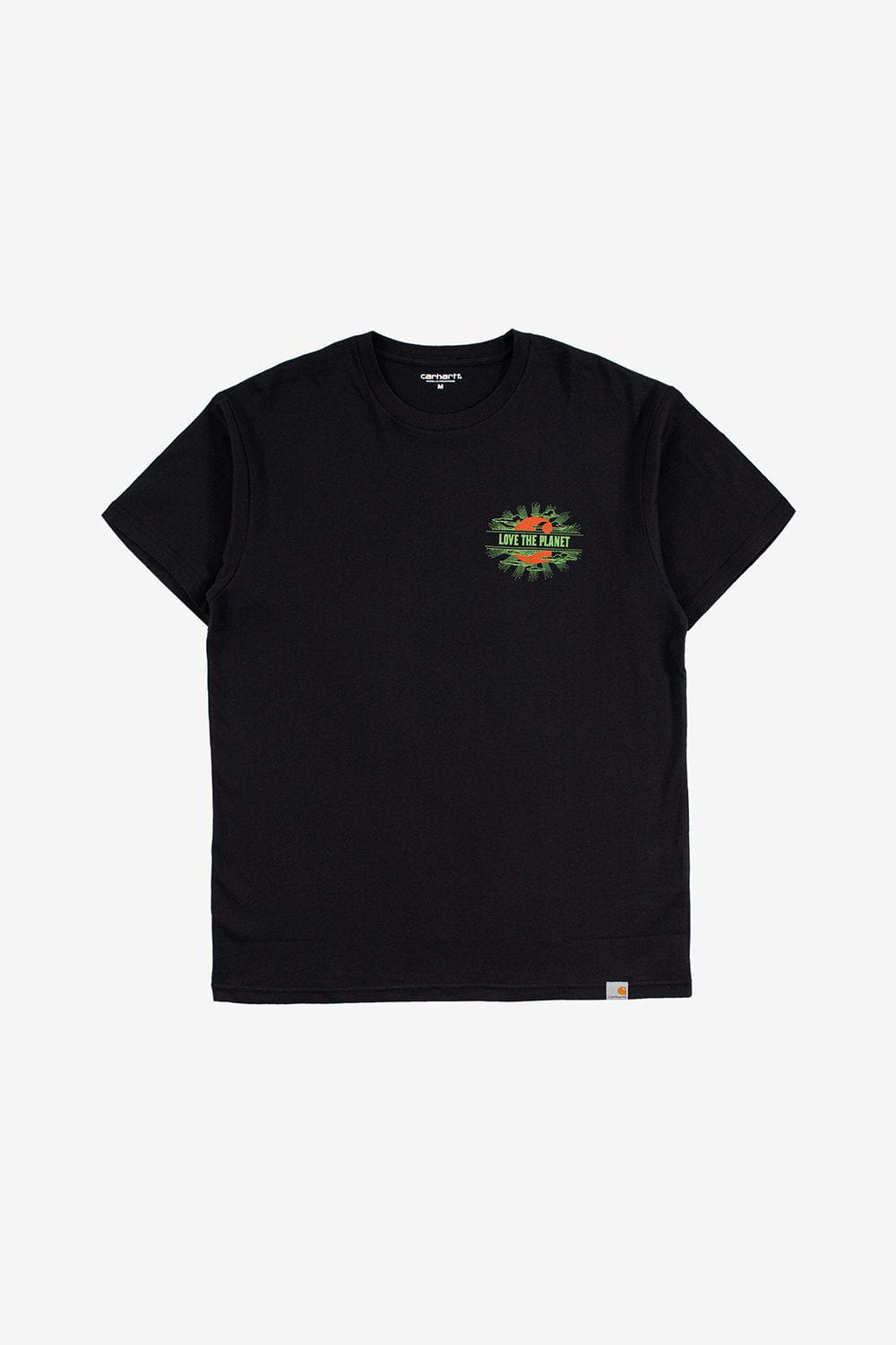 Carhartt WIP Apparel Love Planet T-shirt