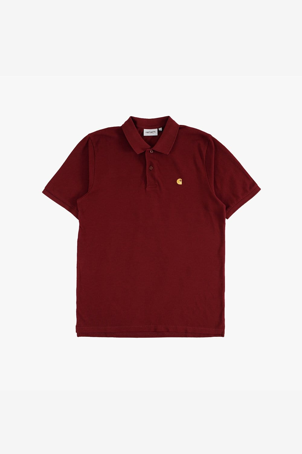 Carhartt WIP Apparel M Chase Pique Polo Shirt