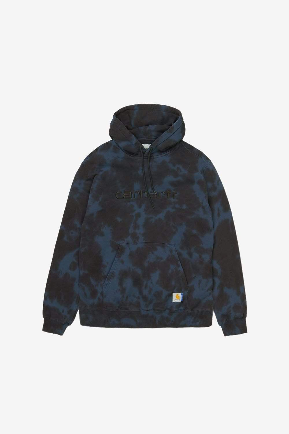 Carhartt WIP Apparel Supply Hooded Carhartt Sweat (Tie-Dyed)