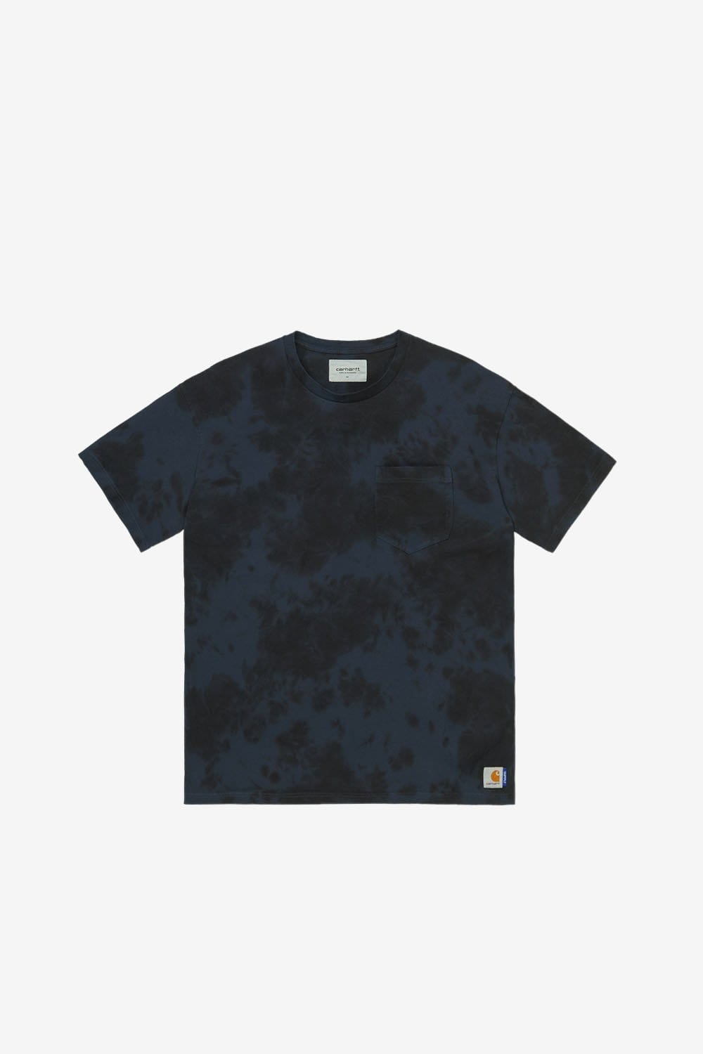 Carhartt WIP Apparel Supply S/S Pocket Loose T-shirt (Tie Dyed)