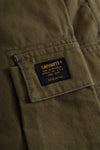 Carhartt WIP Apparel Troop Pant Sub Canvas 8.6 oz