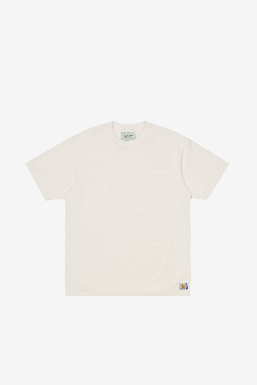 Carhartt WIP Apparel x Supply S/S Pocket Loose T-shirt (Pigment Dyed)