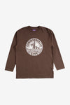 Commonwealth Apparel Choc City Long Sleeve Tee