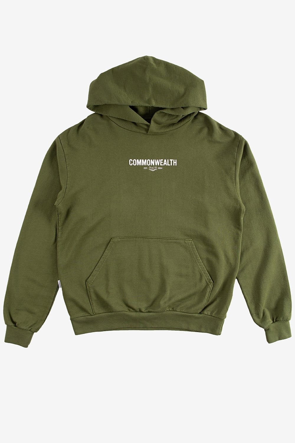 Commonwealth Apparel Classic Lightweight Hoodie