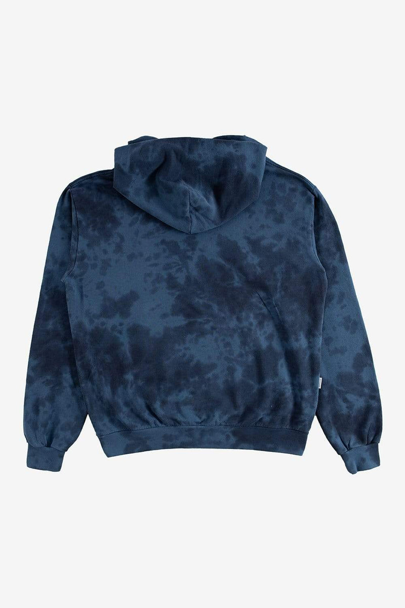 Commonwealth Apparel Classic Tie Dye Lightweight Hoodie