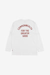Commonwealth Apparel CwFTGG Long Sleeve Tee
