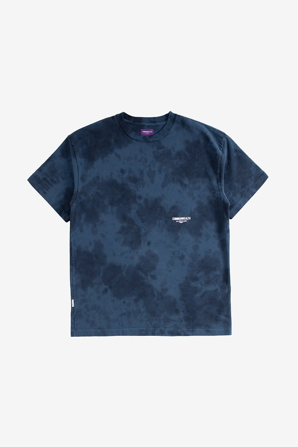 Commonwealth Apparel Micro Classic Tie Dye Tee