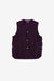 Commonwealth Apparel Poplin Vest Purple